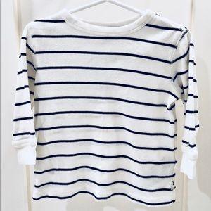 Gap shirt- 12-18 months, excellent condition!